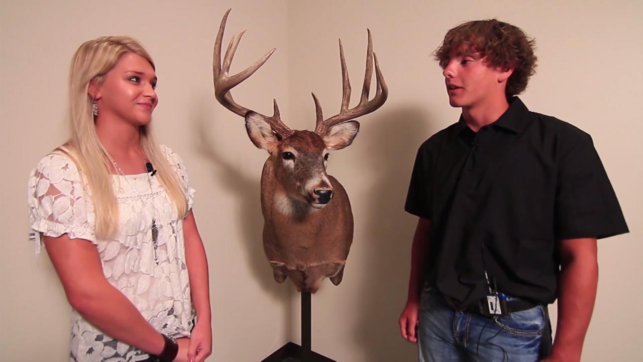 Big Buck Profile: Peterson Wisconsin Buck