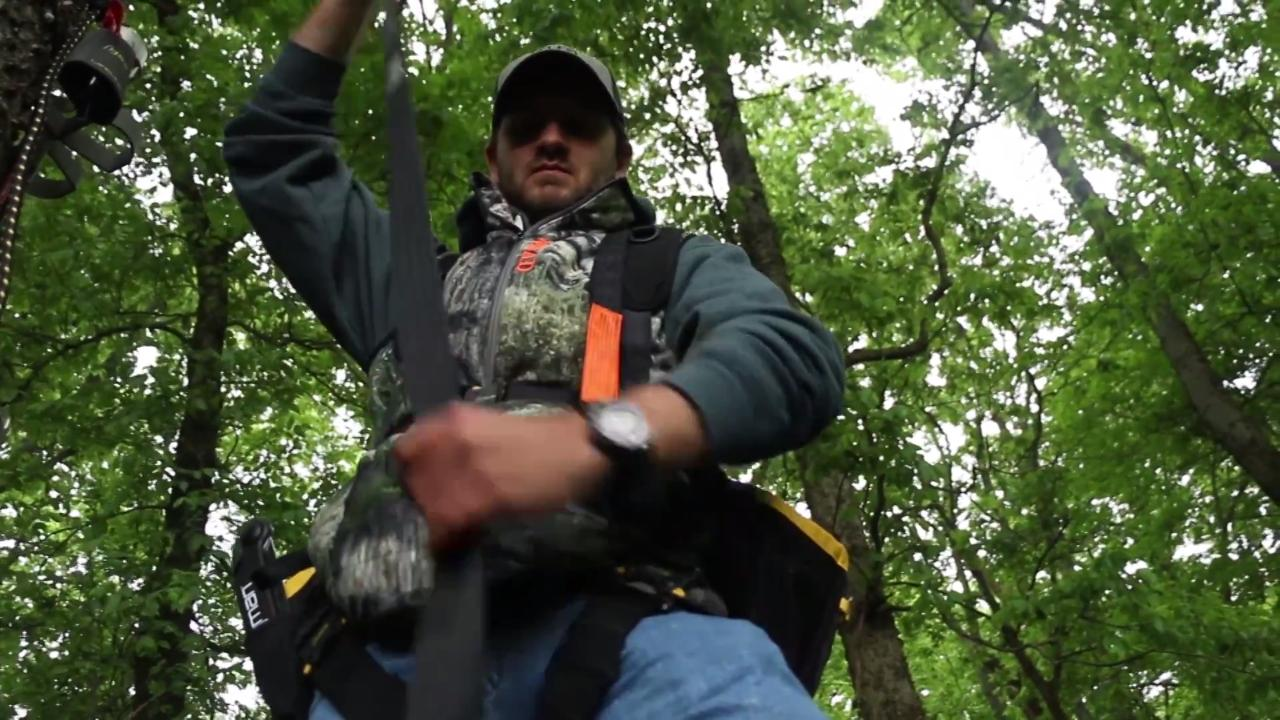 From the Stand: Be Safe While Hanging Treestands