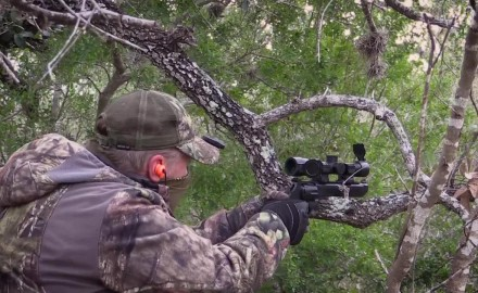 Dr. James Kroll provides tips for hunting whitetails with a handgun.