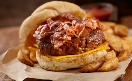 Venison Bacon Cheeseburger Recipe