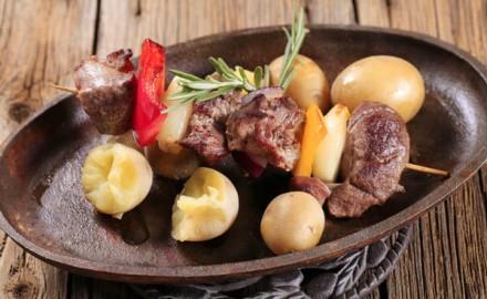 Venison Kabobs Recipe