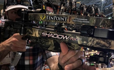 North American Whitetail Associate Publisher Laden Force breaks down everything you should know about the 2018 TenPoint Shadow NXT crossbow.