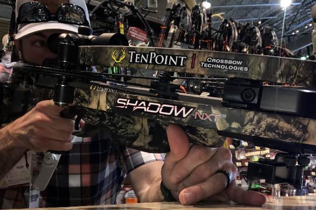 A Deeper Look at the TenPoint Shadow NXT