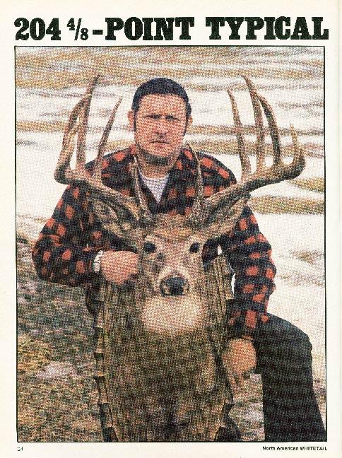 Whittington Reflects on Mel Johnson and His World-Record Beanfield Buck