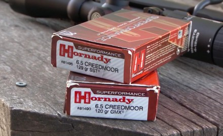 Gordon Whittington talks about the use of 6.5 Creedmoor ammo for whitetail hunting.