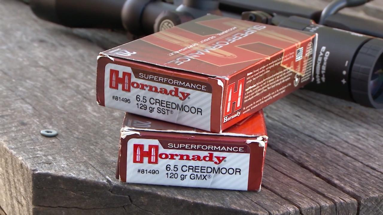 On Target: 6.5 Creedmoor for Whitetail Hunting