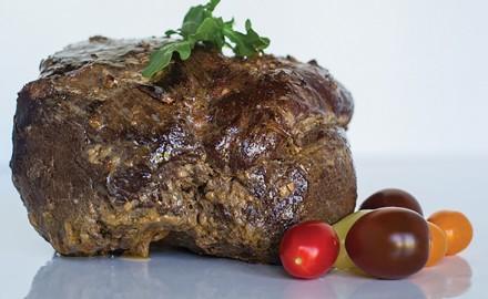 Slow Cooker Venison Roast Marsala