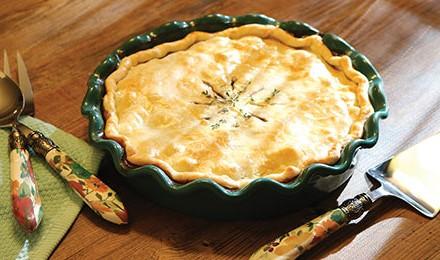 Venison Pot Pie Recipe