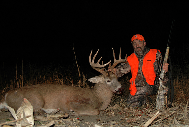 Humphrey Illinois buck