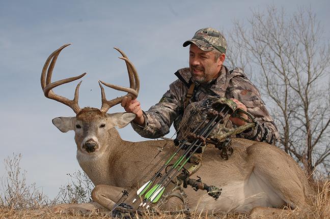 Humphrey Oklahoma buck