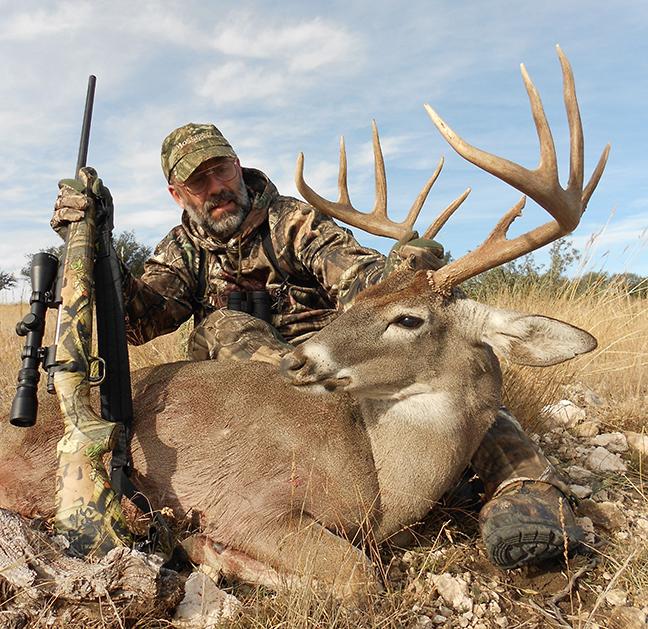 Humphrey Texas Buck