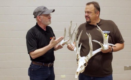 Gordon Whittington talks with Steven Sprout about the trophy buck he took back in 1998 while