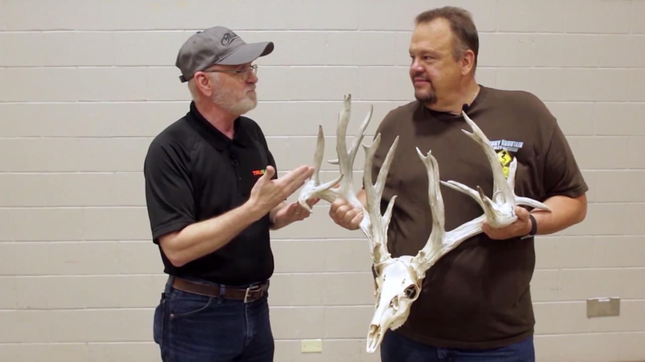 Big Buck Profile: Steven Sprout Illinois Buck