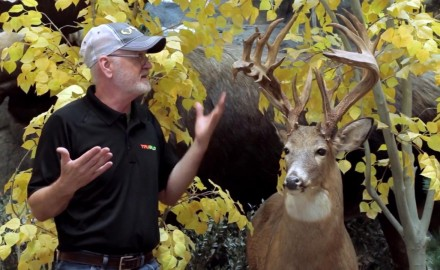 Gordon Whittington talks about the legendary Howard Eaton buck that was taken back in 1870.