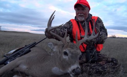 Stan Potts heads to Montana with his rifle in search of a Big Sky buck.