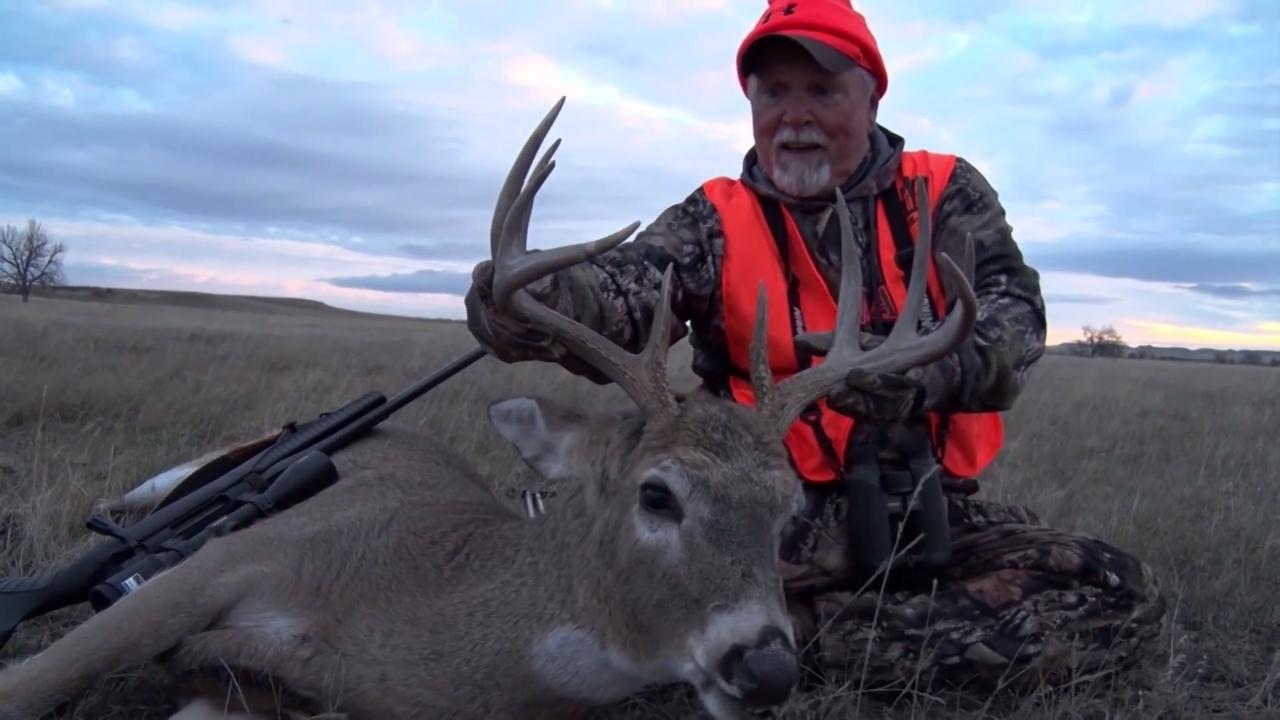 Montana Whitetail First-Day Success