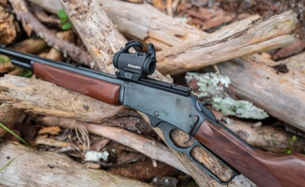 If you're looking to get the most out of your short-range deer guns, author Keith Wood says that Aimpoint sights can do just that.