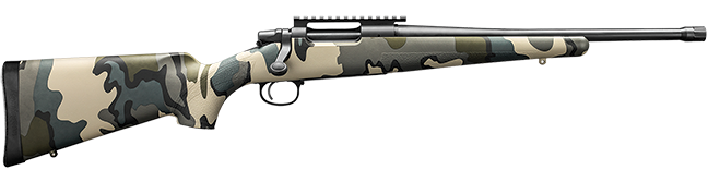 Remington Model Seven Threaded