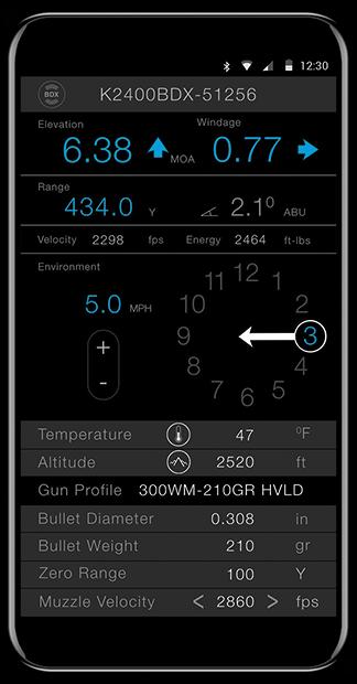 Sig Optics App