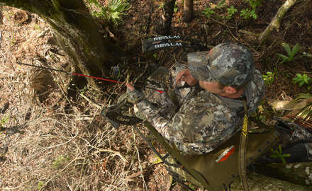 hunting florida swamp bucks