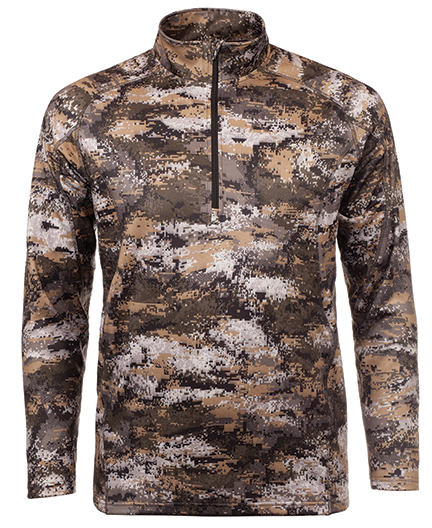 Huntworth Soft Shell Hybrid Pullover