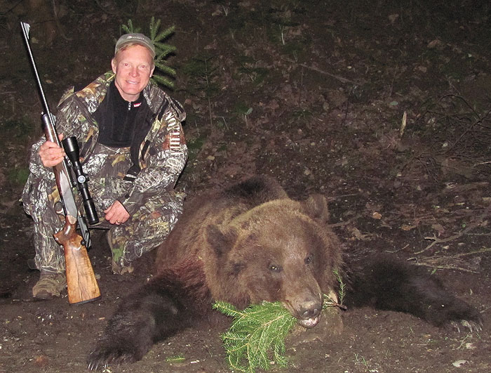 Boddington: Ultimate Bear Hunts