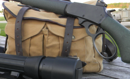 Sighting in the Wild West Guns 45-70 with the Zeiss Compact Point