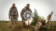 North America's largest racks bring Jim Bequette and Savage's Ron Coburn to the wilds of Alaska for