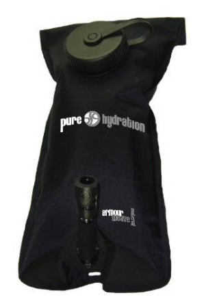 This Hydration Pack is much more durable and opens from the top as well!