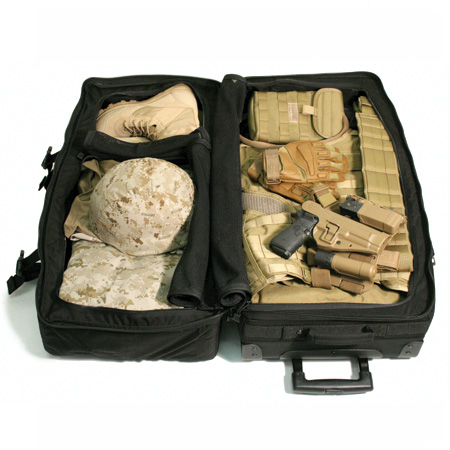 The Perfect Bag for Traveling Hunters