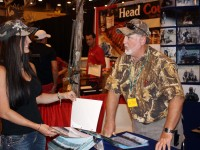 Booking a hunt at a sport show is a great walk to meet the outfitter and browse through photos.