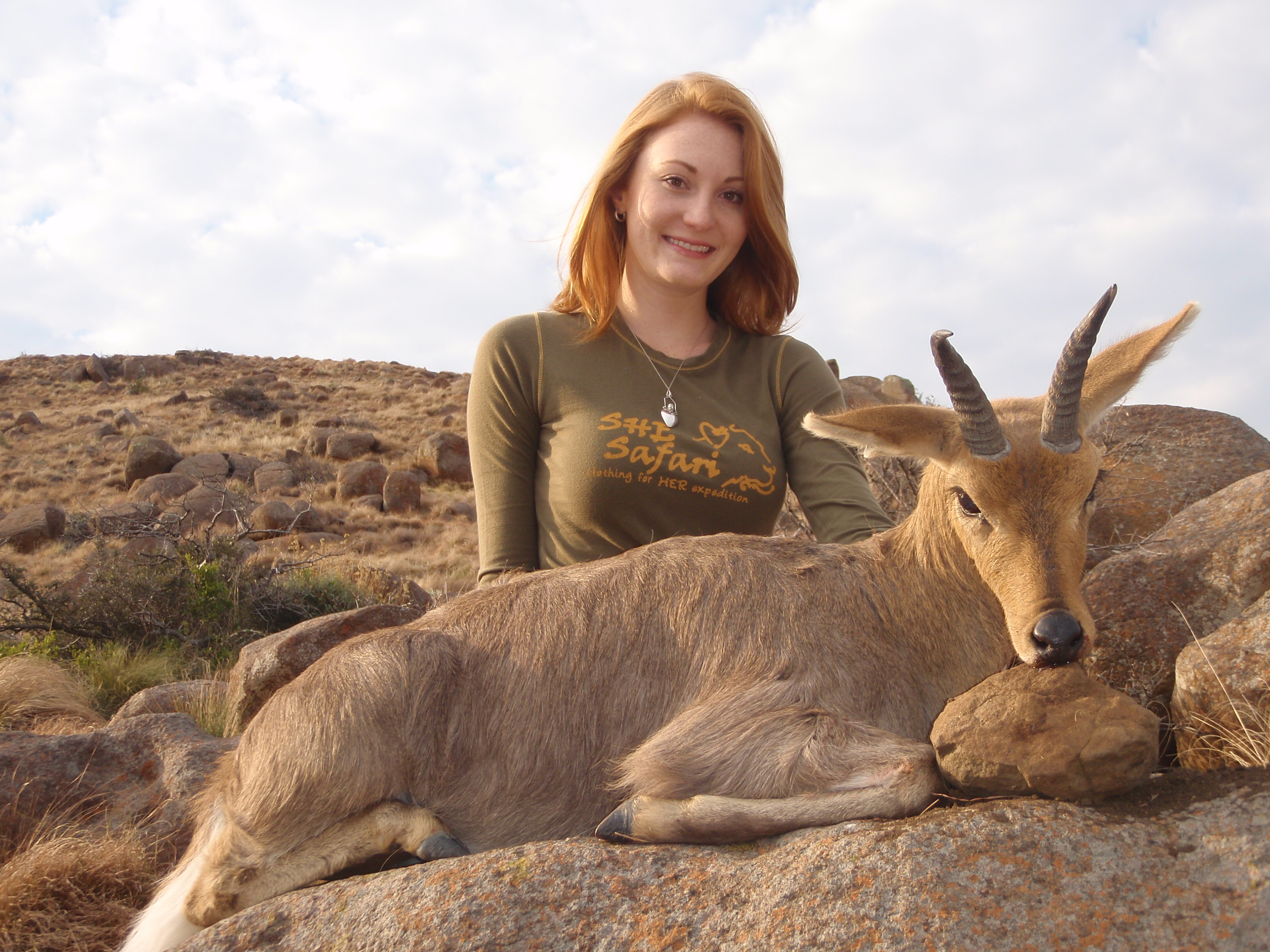 Mountain Reedbuck in Port Elizabeth