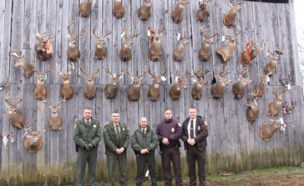 Poaching. It's an abhorrent crime and one of the extremely rare areas where lifelong sportsmen and