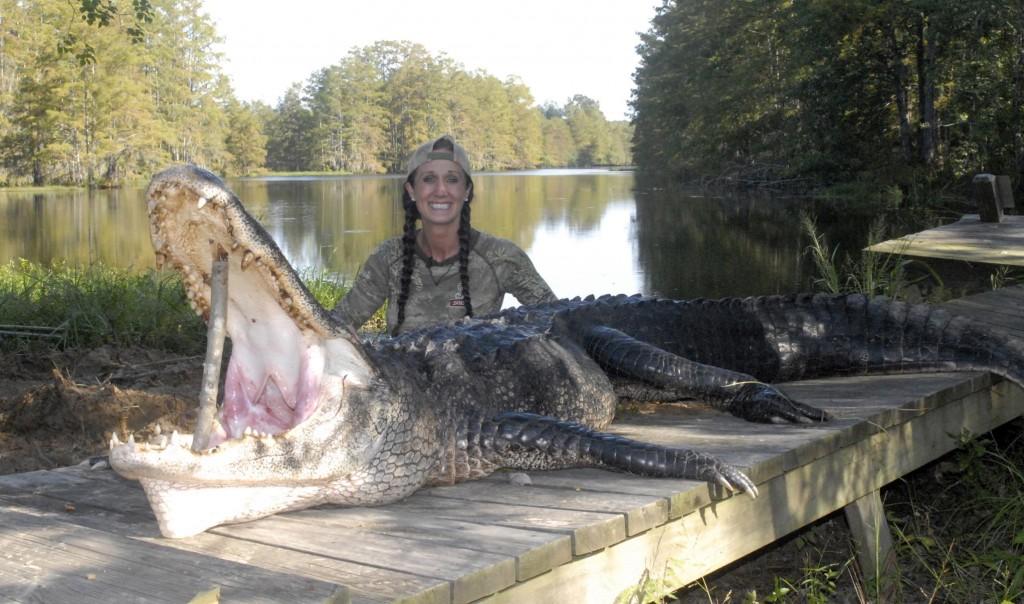 Bachman 2011 Louisiana Gator 11'6''