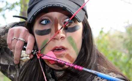 If you're a woman hunter, you owe it to yourself to try bowhunting at least once. The reason I only