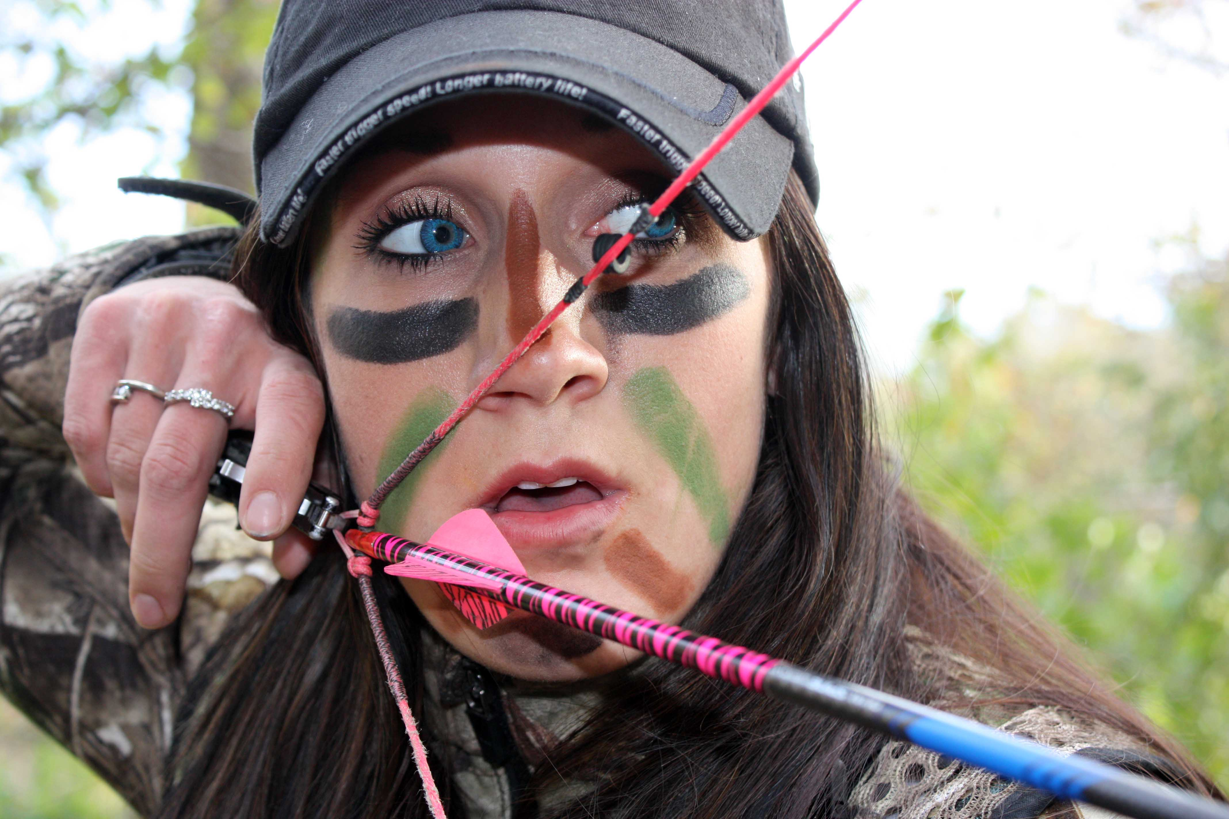 Why Every Girl Should Try Bowhunting