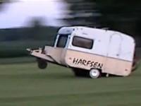 Camper wheelie
