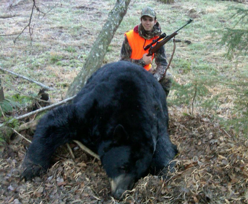 Teen Takes Possible No. 1 New York Black Bear
