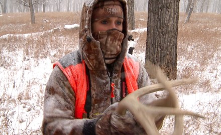 Although its one of my favorite times of the year to hunt it can be downright miserable if you're