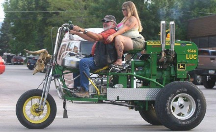 Awesome Redneck Moment of the Week: Jan. 2, 2012  The first Redneck moment of the new year had to