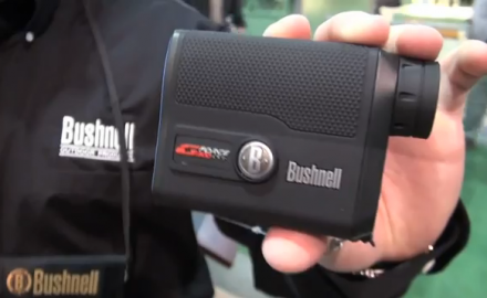 Looking for a precise, yet compact, laser rangefinder? Bushnell has the answer with the Gforce 1300