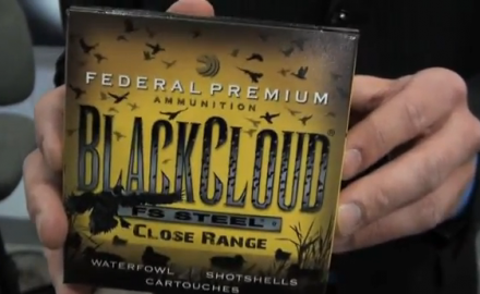Tim Brandt of Federal Ammunition talks about some new shotgun ammo available from Federal. The red,