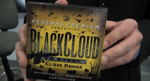 Introducing Federal Ammo BlackCloud FS Steel Close Range