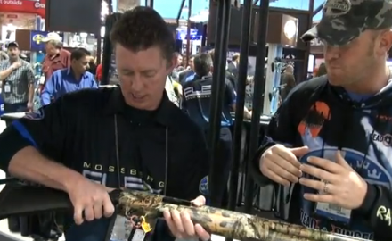 Mossberg unveiled its brand new Flex system at SHOT Show 2012 in Las Vegas. The Flex system allows