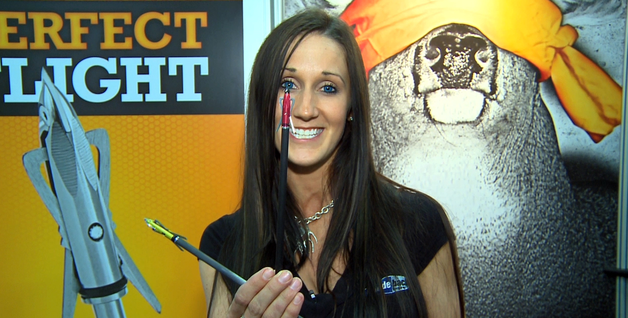 VIDEO: Rage Introduces 2 New Broadheads