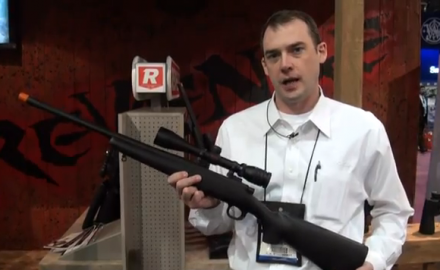 Redfield introduced its brand new line of scopes at SHOT Show 2012 in Las Vegas, unveiling the