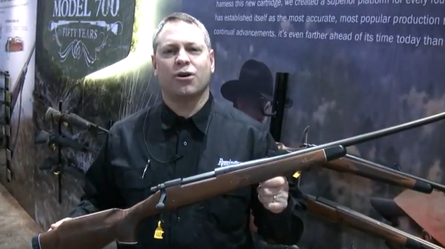Introducing the Remington Model 700 BDL 50th Anniversary