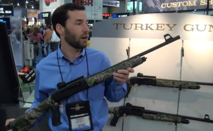 Weatherby is making you a little more invisible to that big tom with its latest semiautomatic