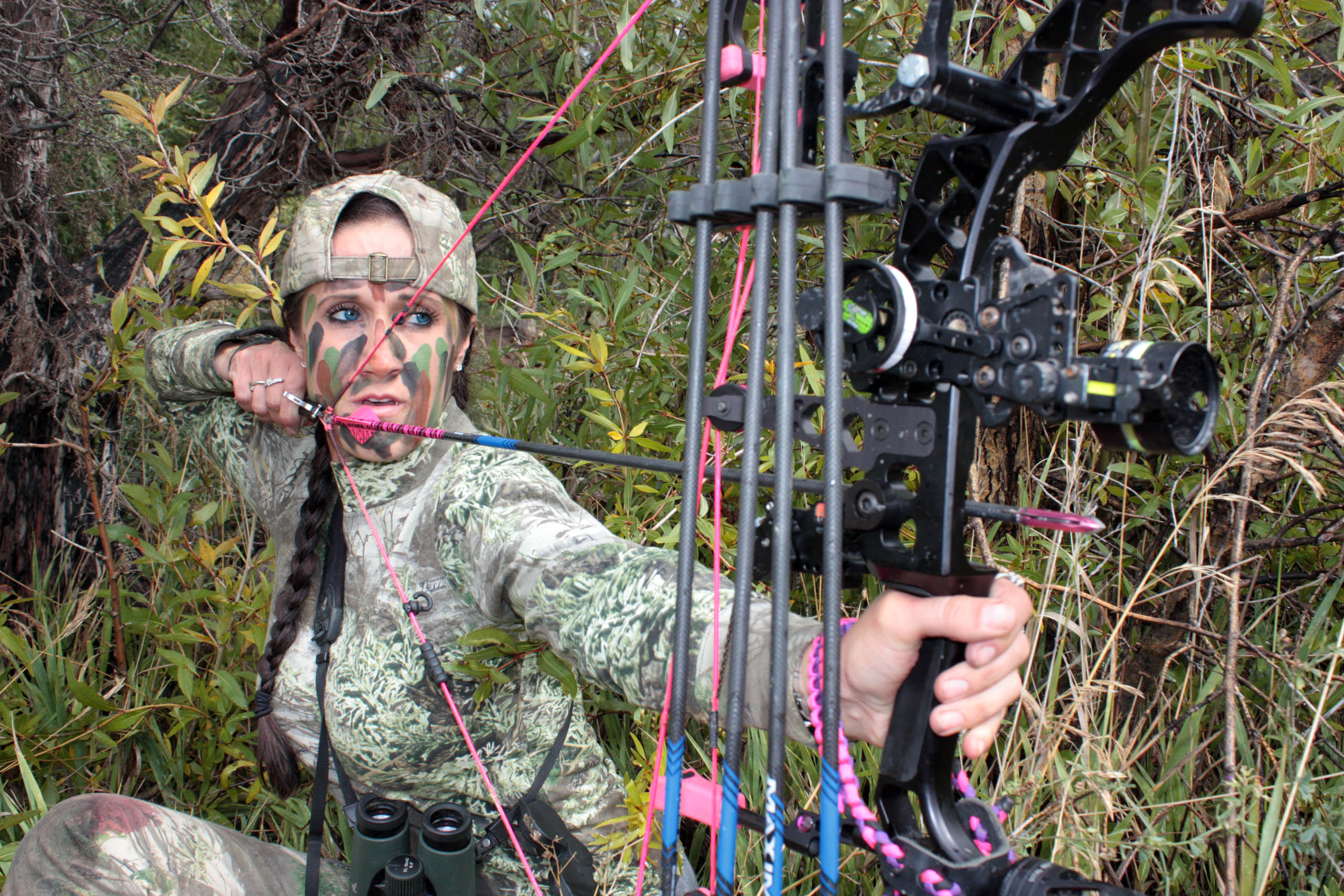 Pink Obsession: Why Pink & Hunting Go Together for the Female Hunter