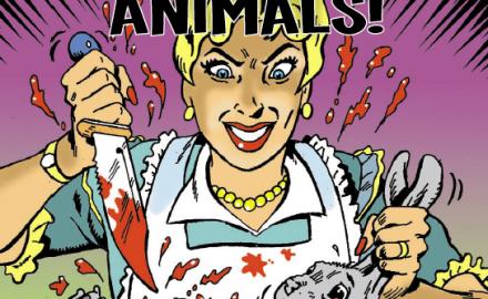 PETA comic